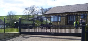 electric gates servicing repairs