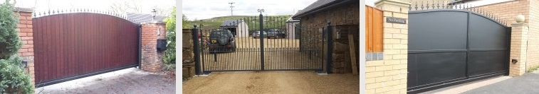 electric gates options