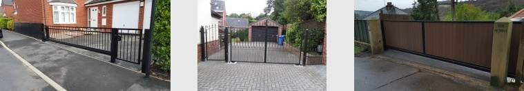 Electric Gates Manchester Service and Repairs